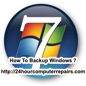 How To Backup Your Windows 7 PC