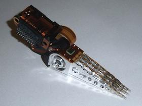 Hard disk headstack assembly