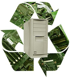 Repair, recycling and security