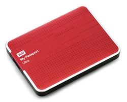 WD ultra hard disk drive