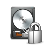 Hard Disk Encryption icon