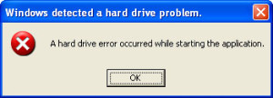 windows error message