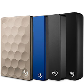 "Seagate ""Backup Plus"" drives"